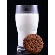 Молоко коровье фото