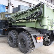 Аэродромный передвижной агрегат АПА-5Д/ Airfield mobile agreggate фото