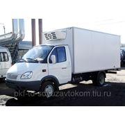 ГАЗ-3302 с холодильно-отопительной установкой фото