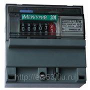 Счетчик Меркурий 201.5 1т 1ф 220В 5-50А