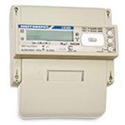 Счетчик электроэнергии трехфазный двухтарифный активной и реактивной энергии СЕ 303 R33 543-JAZ (10) А фото