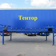 Тент на грузовой автомобиль фото