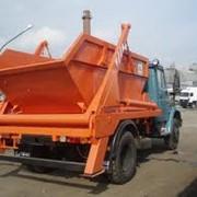 Вывоз мусора с любого региона Украины. фото