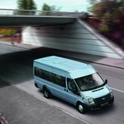 Грузопассажирский автомобиль Ford Transit фото