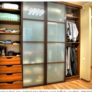 Гардеробные шкафы, дизайн фото