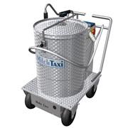 Молочное такси на 240 литров, для телят (подогрев, перемешивание, дозирование, фото