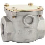 Фильтр газовый алюминий 1/2 дюйм AS Gruppe, арт.15436 фото