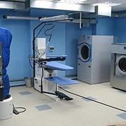 Оборудование для прачечных и химчисток. Италия. фото
