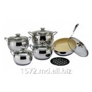 Набор посуды, 11 предметов Zeidan Z-51110 Kaitlyn фото