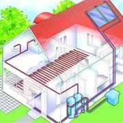 Строительство энергосберегающих зданий фото