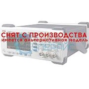 Генератор сигналов UNI-T UTG2062A (2 канала х 60 МГц) фото