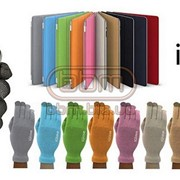Перчатки для сенсорных экранов (коричневый) iGlove 51861a фото