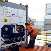 Рефрижераторный контейнер: техническое обслуживание, ремонт фото