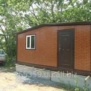 Дачный домик. Бытовка. Доставка по Украине фото