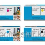 Картридж Copy Line Almaty for HP Q6001A/Canon 707 Cyan Cartridge For Color LaserJet Euro Print Premium фото