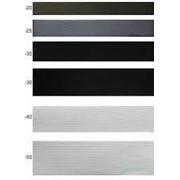 Лента эластичная 4 мм белая фото