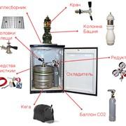 Установка и сервис оборудования для розлива пива. фото