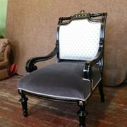 Кресло. Реставрация. фото
