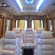 Пассажирские перевозки 9 мест VIP фото