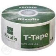 Капельная лента,T-Tape 6 милс, 15см, 1.5 л/ч, Бухта 3050м фото