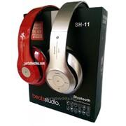 Bluetooth наушники Monster SH-11 с MP3 и FM фото