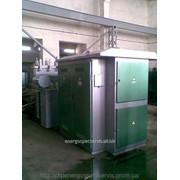 Трансформаторная подстанция КТП 100 кВА киосковая фото