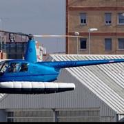 Вертолет Robinson R44 Clipper I с фиксированными поплавками фото