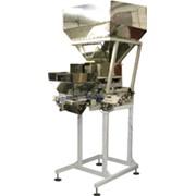 Дозатор весовой для сыпучих продуктов на больште дозы ДВДД-50 с весоизмерительным ковшом фото