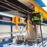 Тали электрические цепные STAHL CraneSystems фото