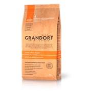 Grandorf Dog 3кг Lamb&Rice Recipe Junior All Breed Сухой корм для юниоров всех пород Ягненок и рис фото