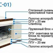Матраc Стандарт С-01 фото