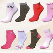 Женские носки в ассортименте фото