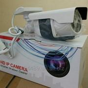 Видеокамера 1.3 Mp цифровая IP вариофокальная уличная фото