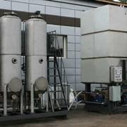 Установка производства биодизеля в потоке УСБ-4 (установка смешивающая быстродействующая-биодизельная) (biodiesel), производительность биодизельной установки 4000 л/час, биодизельное топливо соответствует Евростандарту ЕN 14214 и Американскому АSТМ фото