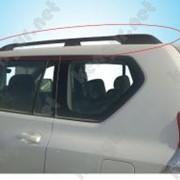 Рейлинги на Toyota Land Cruiser Prado 150 (2009-...) фото