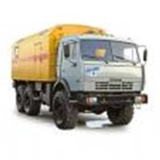 Мастерская ПАРМ-1АМ1 (шасси КАМАЗ-43114 6х6) фото