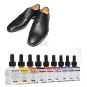 Немецкая краска для обуви COLOR черный фото