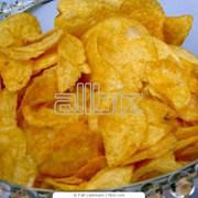 Чипсы картофельные FAN «Со вкусом острого краба» фото