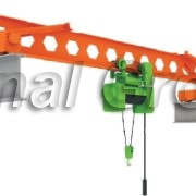 Кран мостовой однобалочный опорный г/п 1,0-20,0т фото