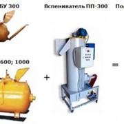 Комплекс для изготовления полистиролбетона на базе установок ПБУ фото