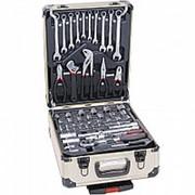Набор инструментов в чемодане Кузьмич (Komfortmax) - 187 предметов фото