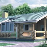 Строительство деревянных бань в Молдове фото