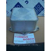 Маслоохладитель двигателя Cummins ISF 2.8L 5266955 фото