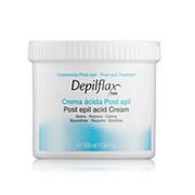 """Сливки после депиляции для восстановления рН кожи """"Depilflax"""" 500 мл фото"""