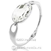 Браслет с прозрачным кристаллом Swarovski Артикул INSWBG01A фото