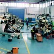 Услуги ремонта и модернизации вертолетов, наземных систем связи и навигации, систем обеспечения и сопровождения полетов, топливозаправщиков фото