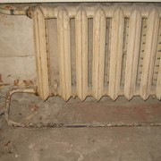 Демонтаж,монтаж радиаторов отопления фото