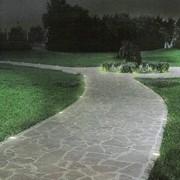 Монтаж светодиодных грунтовых светильников фото