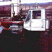 Переоборудование трактора Т-150 фото