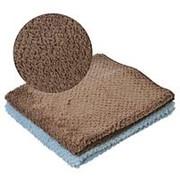 Салфетка VETTA из микрофибры для мебели ультравпитывающая 40х40см, 280г/кв.м.,4 цвета (239) /12/360/ фото